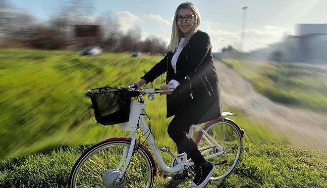 bici elettrica bike to work