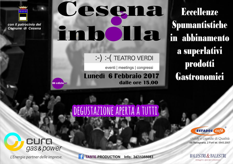 Cura GP mail sponsor di Cesena in Bolla 2017