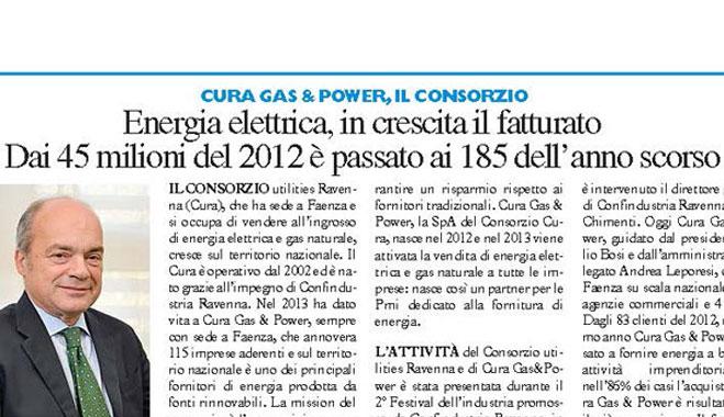 cura gas & power articolo